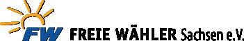Freie Wähler Sachsen e.V. Sticky Logo
